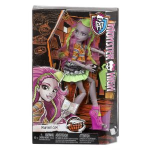 Mattel Monster High Marisol Coxi échange monstrueux