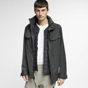 Nike Veste Sportswear Tech Pack Synthetic-Fill pour Homme - Noir - Couleur Noir - Taille M