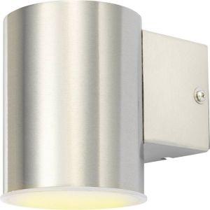 Polarlite Applique murale LED extérieure HY0004DN-1R LED intégrée acier inoxydable (brossé)