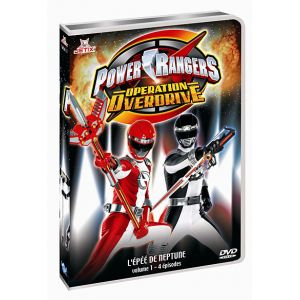 Power Rangers : Opération Overdrive - Volume 1