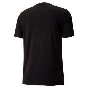 Puma T-Shirt Amplified pour Homme, Noir, Taille M