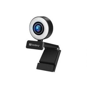 Sandberg Webcam Streamer USB Webcam