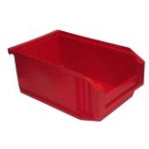 Novap 5130056 - Bac à bec série européan capacité 3 litres couleur rouge