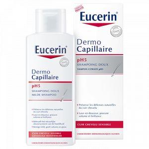 Eucerin Dermo Capillaire PH5 - Shampoing doux