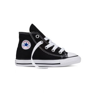 Converse Baskets hautes Chuck Taylor All Star Hi Canvas Noir - Taille 25;20;22;24;26;21;23;18;19