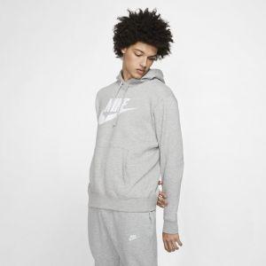 Nike Sweatà capuche à motif Sportswear Club Fleece pour Homme - Gris - Taille 2XL