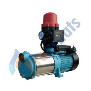 Omni Pompe d'arrosage POMPE DE JARDIN pour puits 1500 W 95l/min avec interrupteur