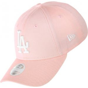 New era Los Angeles Dodgers 9forty Adjustable Women Cap League Essential Rose - One-Size