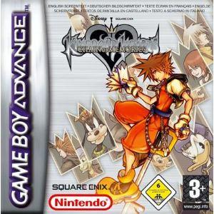 Kingdom Hearts : Chain of Memories [GBA]