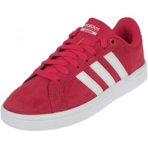 Adidas Chaussures mode ville neo Advantage w rose Rose 74609