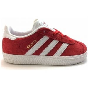 Adidas Originals Gazelle I, Baskets Garçon, Rouge (Scarlet), 21 EU