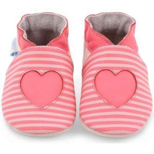 Robeez SWEETLOVE, Chaussures de Naissance Mixte bébé (Rose 13), 21/22 EU
