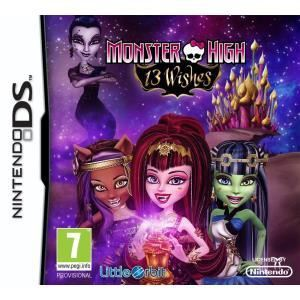 Monster High : 13 souhaits [NDS]