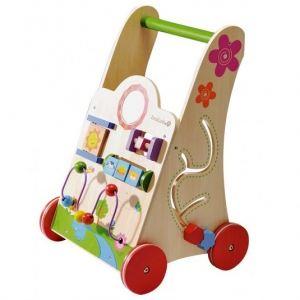 EverEarth Chariot de marche Babywalker