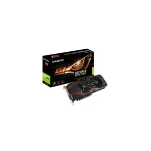 GigaByte GV-N1060G1-GAMING-3GD - Carte graphique GeForce GTX 1060 G1 Gaming 3G (rev. 1.0) OC Edition