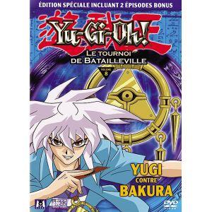 Yu-Gi-Oh ! - Saison 2 , Partie 8 : Le Tournoi de Batailleville : Yugi contre Bakura