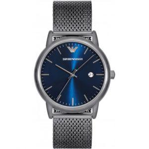 Emporio Armani AR11053 - Montre pour homme avec bracelet en acier