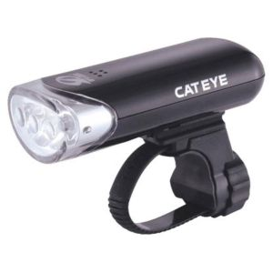 Cateye Hl-El135 Eclairage LED brillant avant Noir