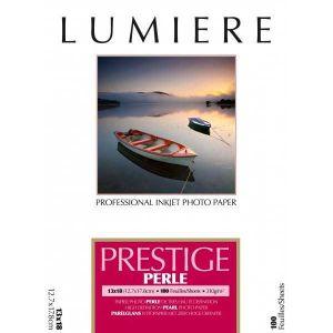 Lumiere LUM3100270 - Papier photo Prestige perle 25 feuilles A3+