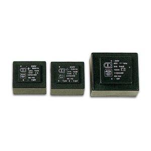 Velleman 138846 Print Transformateur, 1.8 VA, 1 x 15 V, 1 x 0.120 Amp