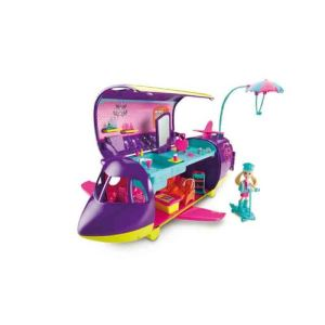 Mattel Polly Pocket - Le jet