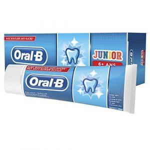 Oral-B Junior Dentifrice 6ans et plus