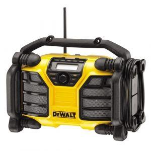 Dewalt Radio chargeur 10.8 14.4 et 18v xr - dcr017