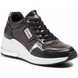 Guess Janeet - Sneakers application clous - noir