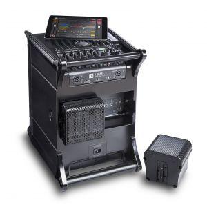 HK Audio Lucas Nano 608i - Système sub + satellites sono