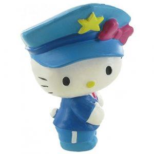 Comansi Figurine Hello Kitty police
