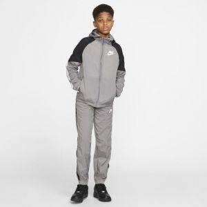 Nike Survêtement tissé Sportswear Garçon plus âgé - Gris - Taille M - Male