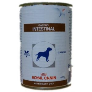 Royal Canin Veterinary Diet Chien Gastro Intestinal - 12 boîtes de 400 g