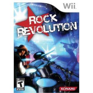 Rock Revolution [Wii]