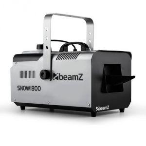 Beamz Snow1800 - Machine à neige