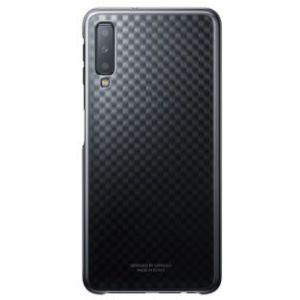 Samsung Coque A7 Evolution noir
