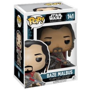 Funko Pop! Baze Malbus - Figurine Star Wars : Rogue One