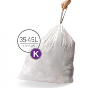 Simplehuman Sacs poubelle 38 L
