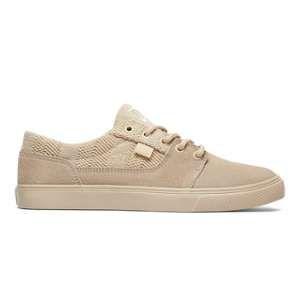 DC Shoes Tonik W SE - Baskets pour Femme - Beige