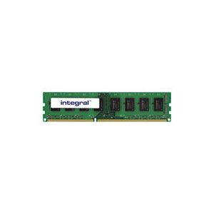 Integral IN3T4GEBJMX - Barrette mémoire 4 Go DDR3 1866Mhz DIMM ECC PC3-14900 256x8 CL13