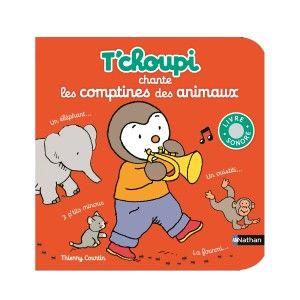 Diset T'choupi chante les comptines des animaux