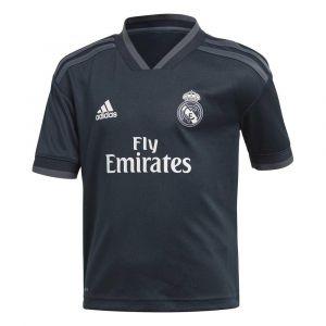 Adidas Real Madrid Away Mini kit pour Enfant L Tech Onix/Bold Onix/White/Tech Onix/Bold Onix/White