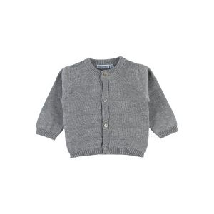 Noukie's Cardigan en tricot Fille Collection Cocon Eté - Gris - 1 mois
