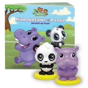 Leapfrog Les Petits Apprentis : Hippopotame & Panda