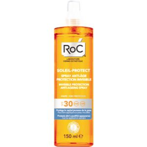 ROC Soleil Protect - Spray anti-age transparant Spf30 150 ml