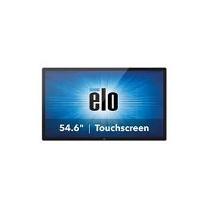 """Elo TouchSystems Elo 5502L TouchPro PCAP Classe 55"""" (54.64"""" visualisable) écran DEL signalisation numérique avec écran tactile 1080p (Full HD) noir"""