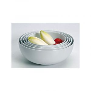 Girard sudron Saladier boule blanc Sahara empilable 25 cm