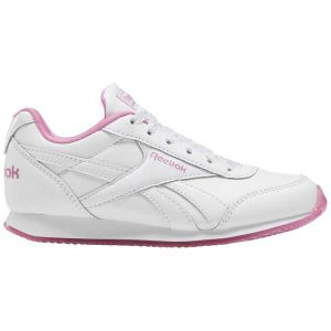 Reebok Chaussures enfant Classic ROYAL CLJOG blanc - Taille 36,37,38,39,27,28,29,30,31,32,33,34,35,38 1/2,36 1/2,32 1/2,34 1/2,27 1/2,31 1/2,30 1/2