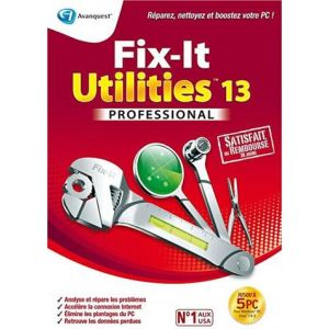 Fix-it utilities 13 professionnel [Windows]