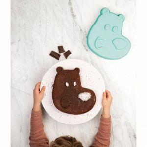 Lilliputiens Moules à gâteau César