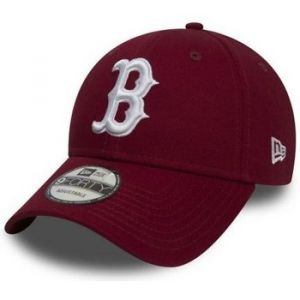 New era Boston Red Sox 9forty Adjustable Cap League Essential Cardinal/White - One-Size